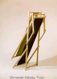 Liegestuhl von Christoph Jakobs, Trier